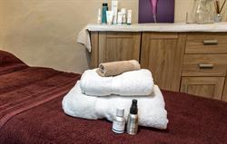 Spa treatments at Broomhill Manor
