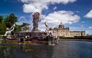 Atlas  fountain Castle Howard