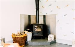 Shepherds woodburner