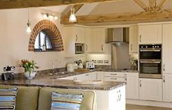 Cape Cottage Kitchen