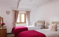 Roomy Twin Bedroom