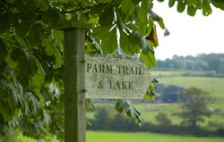 45 acres of Cornish countryside to