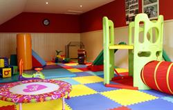 Soft play for under 5s