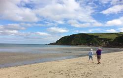 Local beaches - 10 minute drive