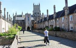 Medieval History in Wells
