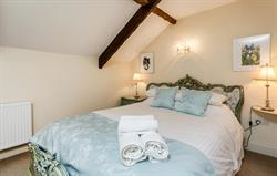 The Stable Master Bedroom