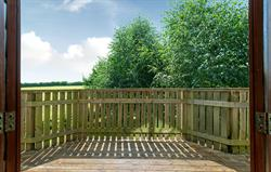One of the Decking areas