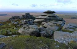 Roughtor, Bodmin Moor (1 mile away)