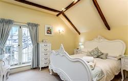 Hayloft Main Bedroom