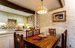 Coach House dining area