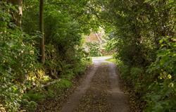 The secret road to Crag House Farm
