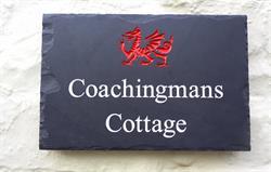 Coachingmans sign