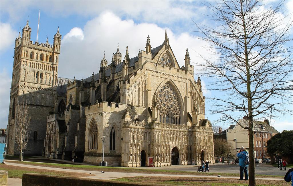 Visit the Cathedral City of Exeter