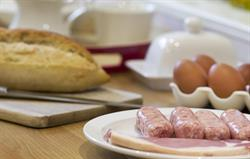 Enjoy our breakfast welcome pack
