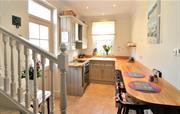 The Cottage - kitchen