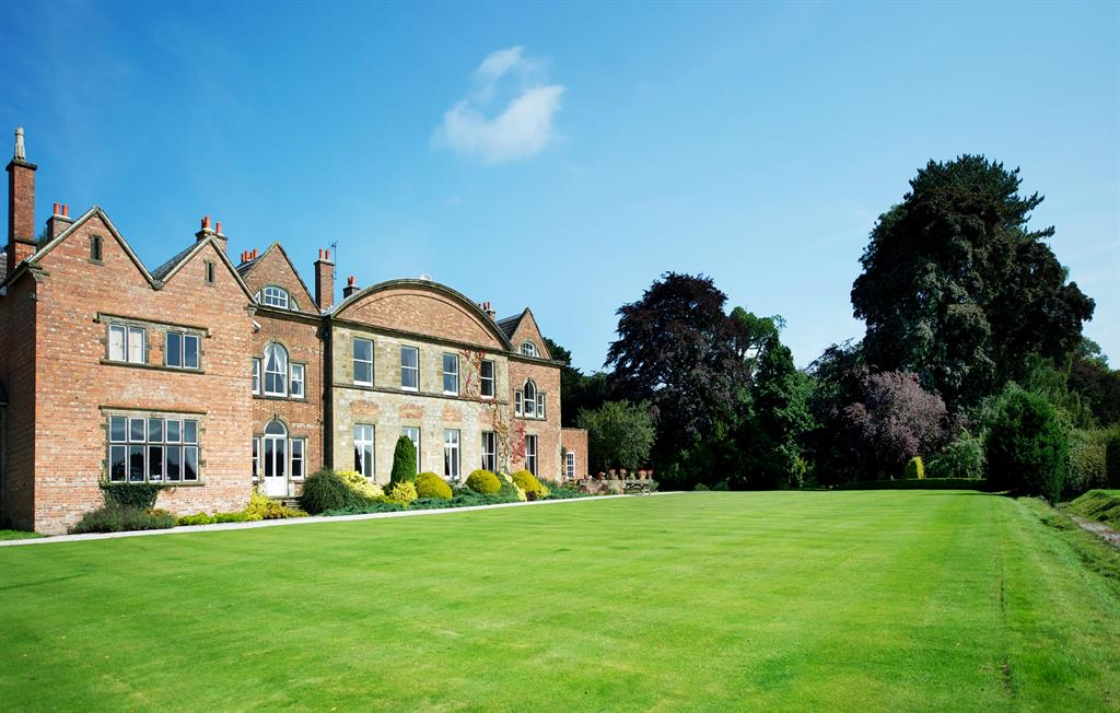 View of Hopton Hall