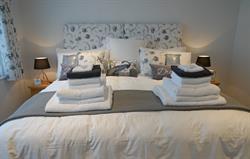 Emperor room with en suite