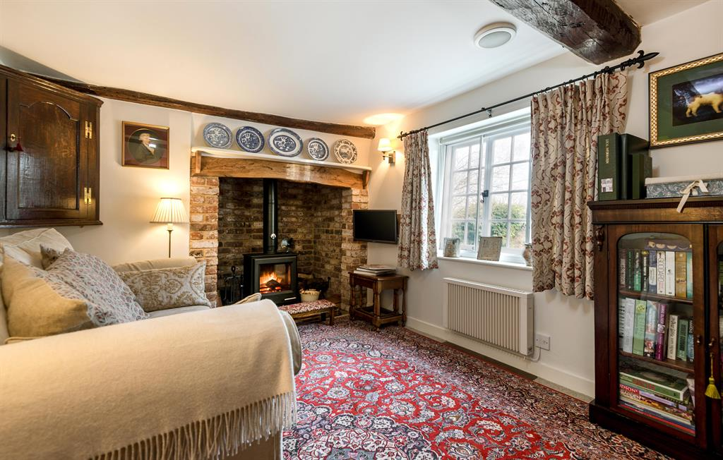 Primrose Cottage lounge