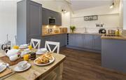 Quakers kitchen
