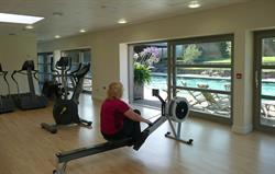 The Gym in the Walled Garden Spa