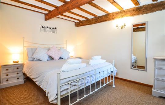 Applecross bedroom