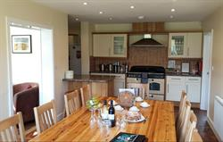 Pendennis: Dining Room & Kitchen