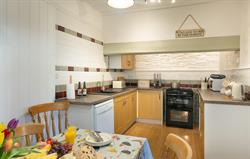 The Farmhouse kitchen / dining area