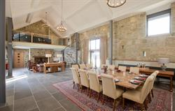 Grand Hall Dining and Seating Areas