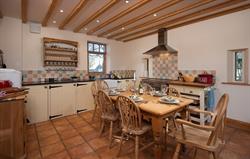 Barley Mill farmhouse kitchen