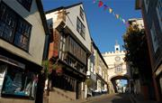 Historic Market Town of Totnes