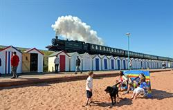 Goodrington Beach 10 minutes