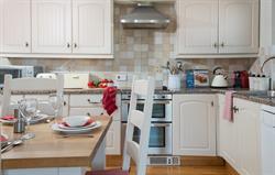 Lovely fresh kitchen