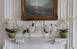 Morning Room Mantlepiece