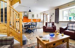 Cych cottage ground floor