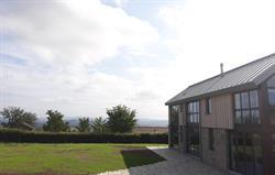 Hill View House garden