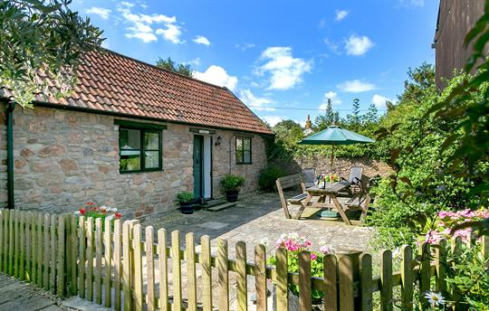 Frys Barn - sleeps 4 - dogs welcome