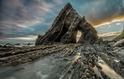 Blackchurch Rock near Clovelly