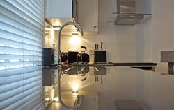 Superbly finished kitchen
