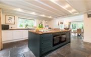 Fabulous working kitchen - 2 ovens