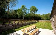 The garden, Carvosso Mill