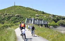 Local cycle route - Camel Trail