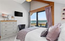 Wake up to sea views