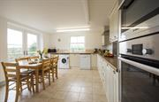 Light and airy kitchen/dining