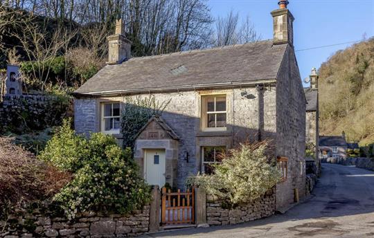 Duck Cottage Milldale, Alstonefield