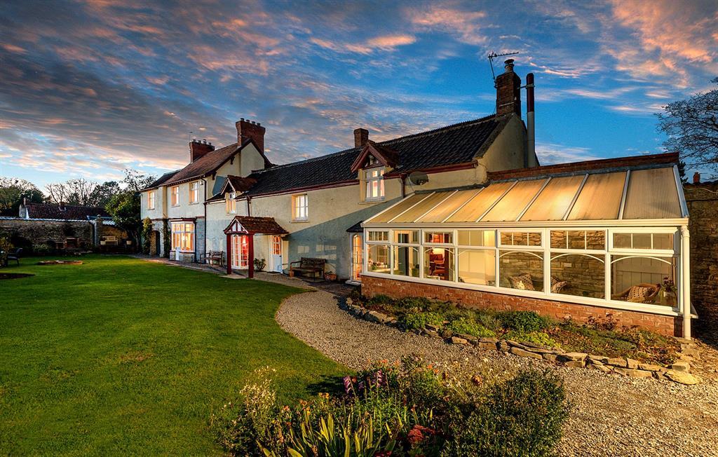 Park House at Cossington Park