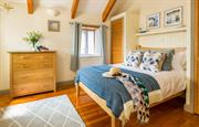 Lamorna double bedroom