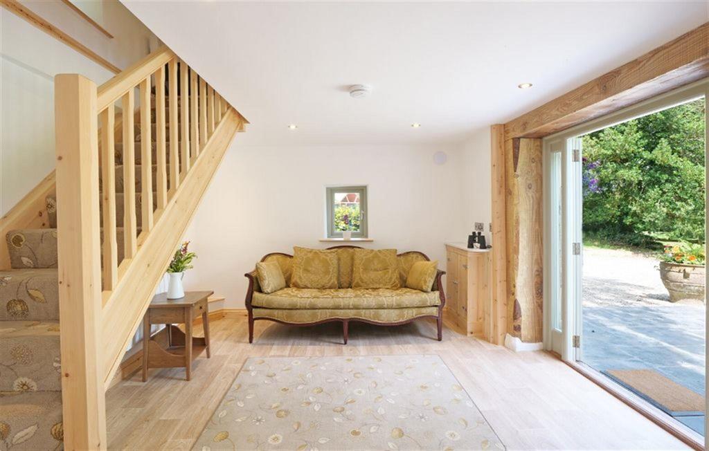 Our contemporary living room