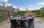 Granary courtyard garden