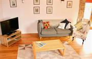 Ford Barn living room