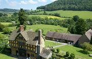 Stokesay Castle - a remarkable manor house